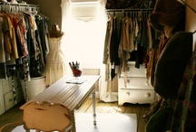 Closets / by Tiffany Walthall