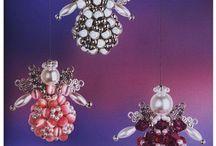 Perlen Engel und sonstigès