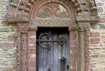 churches romanesque