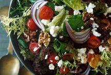 Beautiful Salads