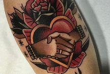 Американские традиционные татуировки