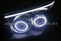 Toyota Fortuner Projector headlight