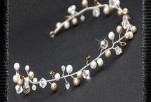 Hair Jewellery / Irish handcrafted hair jewellery & accessories. For weddings, 1st Communion & all occasions
