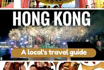 HONG KONG & MACAU Travel / I consider them two different countries, but you may as well visit Hong Kong when you travel to Macau and vice versa.
