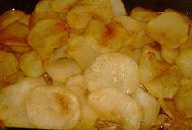 Recipes- Potatoes