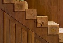 schodiště zábradlí