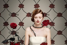 Tattoos and Roses / by Orrefors Kosta Boda USA