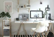 HOME OFFICE // DECOR