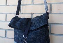 DIY Jeans / Carteras / bolsos vaqueros jeans cartera