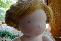 Doll Making / Natural dolls, Waldorf, fairies and animals, dollhouse