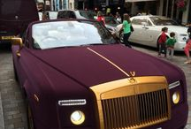Cars: Rolls Royce