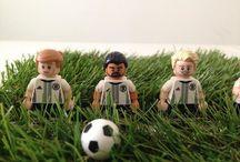 LEGO 71014 German Soccer