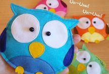 Owls Owls n Owls / by Cris Amaral