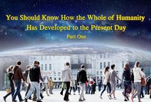 You Should Know How the Whole of Humanity Has Developed to the Present Day (Part One)