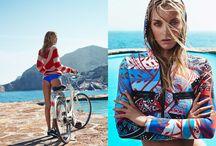 8 Artist Management | Elle Russia 2014 Editorial shot by Xavi Gordo