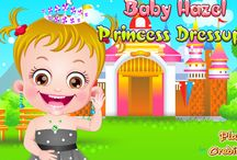 Baby Hazel / Baby Hazel is a cute and lovely girl who share her day life with all kids.Baby Hazel will meet many troubles in the day life and you can solve the problem with her.Play with Baby Hazel and you will find happiness.