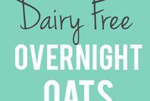 Porridges / Overnights, Parfaits, Chia Pudding, Smoothie Bowls & More