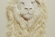 Art - Paper / by Celine M. Suiter