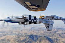 North American P-51D Mustang / by Armando J