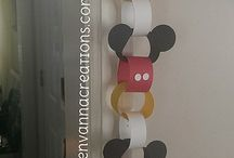 Party Ideas ~ Disney