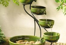 water features in the home/zen and wicca displays
