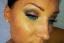 Make-up / My make-up creations and tutorials