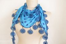 Blue Scarf  / by Asuhan Scarf