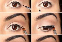 makeup ojos