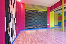 Extreme & Colorful Office Design / http://www.nayadesign.eu/section/belsoepiteszet/sub/irodak