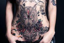 tattoos on pussy