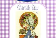 Sarah Kay / Cross stich