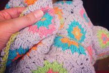 Crochet / Reúne todos los trabajos realizados con esta bella técnica .