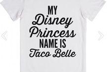 Taco tshirts and dreams