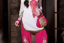 Patiala Suit Set / Indian Ethnic Wear Dresses. Patiala Suit Sets.