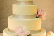 Flower Trends - Cakes / Cake styles and decorations.