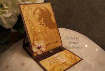 Handmade Cards / A gift of art from the heart. http://bernitaburdick.com