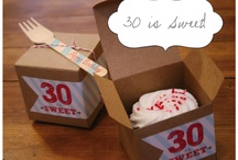 Thirty-licious! / by Perla Ocampo