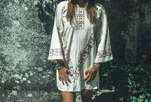 Boho-Gypsy Fashion by Kaya SaSela / Bohemian-Gypsy Style Handmade Fashion from the Balkans