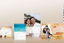 Personalised Calendars / Make every day a special day by creating your own personalised calendar. Highlight important dates, add reminders and more! Starting from AED37/$9.95