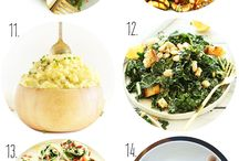 *Veggie/Vegan Holiday Recipes*