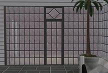 Glass Block Designs