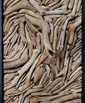 Driftwood, Seashells and Pebbles