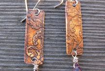 Copper works / Use of copper for art