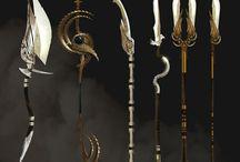 Skara weapons