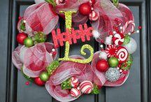 Wreaths!!!!!!! / by Gabrielle Harris