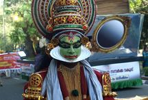 Onam Procession 2014 / A few shots from today's grand procession at Trivandrum marking the end of Onam Celebrations