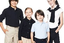 "Schools in After Summer.....Uniforms yeah! / With school just around the corner and with the New ""Standardized Dress Code"" implemented for Catholic Elementary Schools (those schools that did not opt out) I have suggestions on where to shop."