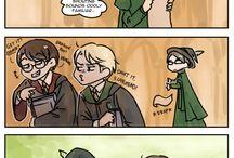 Harry Potter Cartoon⚡