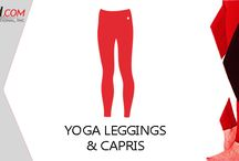 Yoga Leggings & Capris / 0