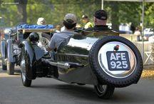1938 Morgan Super Sport